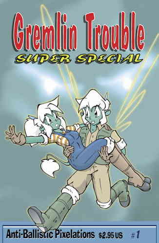 Gremlin Trouble Super Special #1  (Book # 31)